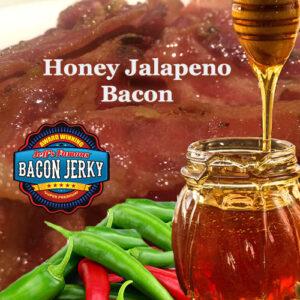 Honey Jalapeno Bacon Jerky
