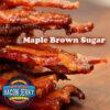 Maple Brown Sugar Bacon Jerky