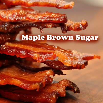 Maple Brown Sugar Bacon