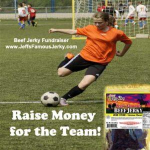 Beef Jerky Fundraising