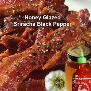 Sriracha bacon, Jeff's Famous