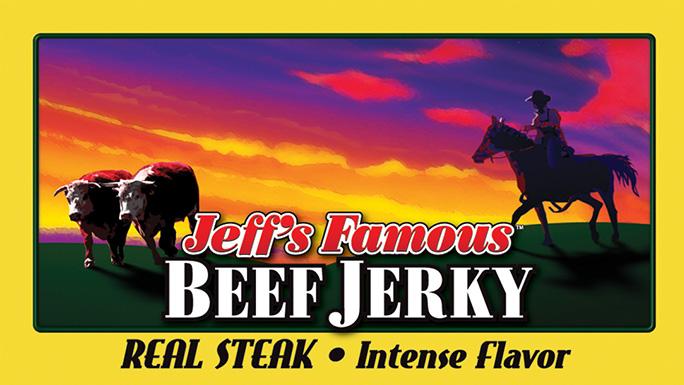 Gourmet Jerky Moving Ahead as Next Big Food Trend