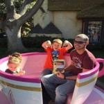 Marine ...Jordan Drake gets some well deserved time off at Disneyland with his kids. Go Jordan! Go Kids!