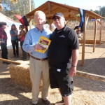 """William """"Bill"""" Geist a famous American author, columnist, and television journalist was caught with our Jerky!"""