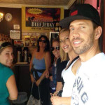 Good times at Jeff's Famous Jerky in Big Bear Lake!