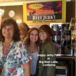 Jeff's Famous Jerky makes us smile!