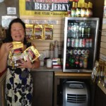 Three bags are better than one... loving Jeff's Famous Jerky!