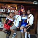 Jeff's Famous Octoberfest fans!