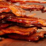 Maple Brown Sugar Bacon Jerky, Jeff's Famous