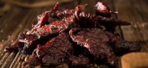 Keto Low Carb beef jerky