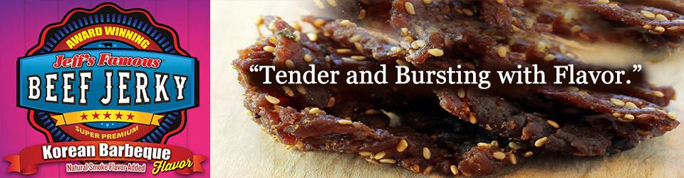 bulk beef jerky