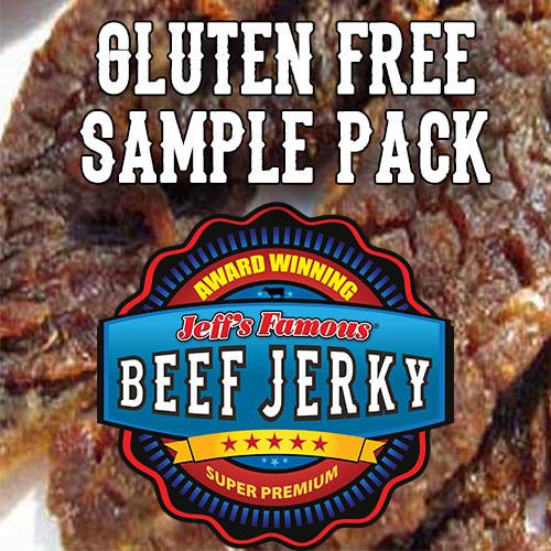 Wholesale jerky samples