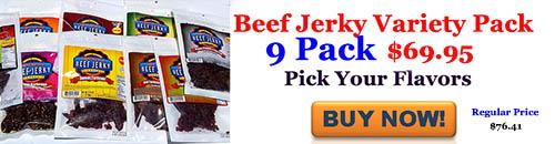 Brisket Beef Jerky