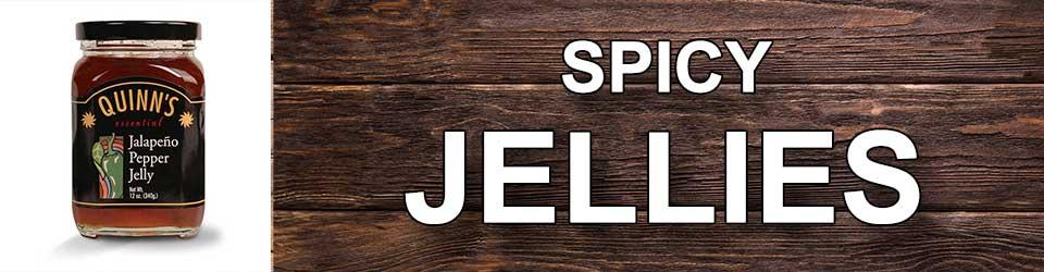 Gourmet Spicy Jellies