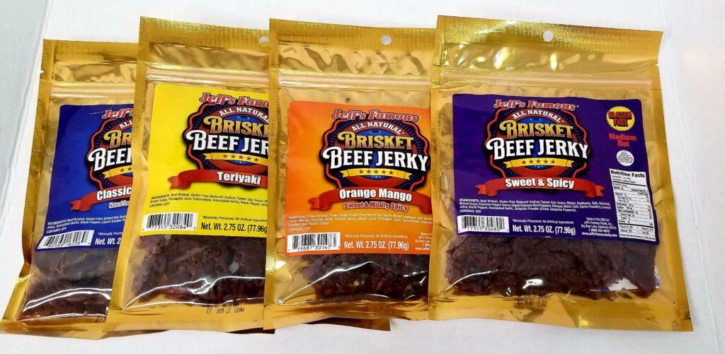 natural gluten free beef jerky